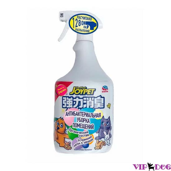902007 Средство для антибактериальной дезинфекции в помещении и устранении пятен