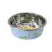 93313 Цветная миска для собак мелких пород. Размер Mini. Голубая