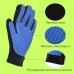 Перчатка для вычесывая шерсти