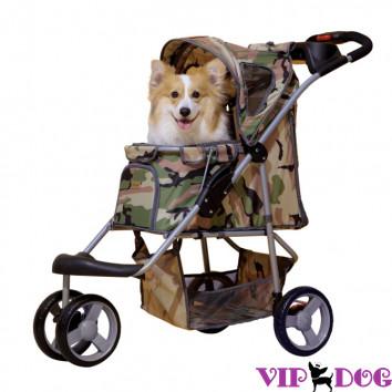 """Коляска для собак """"Камуфляж"""" FS701-C"""
