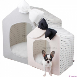 Оригинальные будки домики для собак