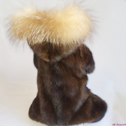 Купить шубу для собаки – это прекрасный вариант для зимнего времени года