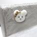 Лестница для собак «Мышка» серая