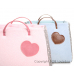 Корзинка для игрушек «Сумка с сердцем»