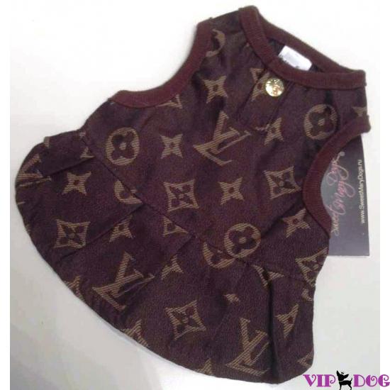 Платье - Louis Vuitton