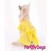 Платье желтое - Бант