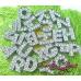 Буквы для ошейника