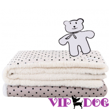 Пледы, подушки, одеяла для собак