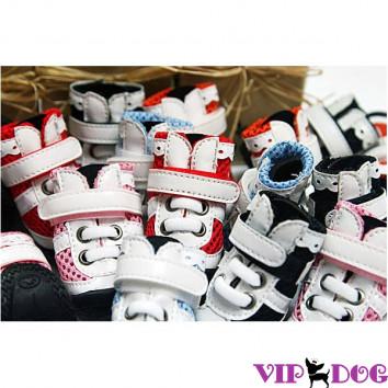 Кроссовки на шнурках «Супер спорт»