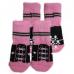 Носочки , розовые