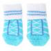 Носочки сеточка , голубые