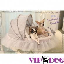 Люльки и кровати для собак